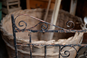 English Wrought Iron Gate