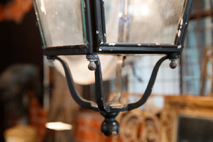 Original Vintage French Street Lights