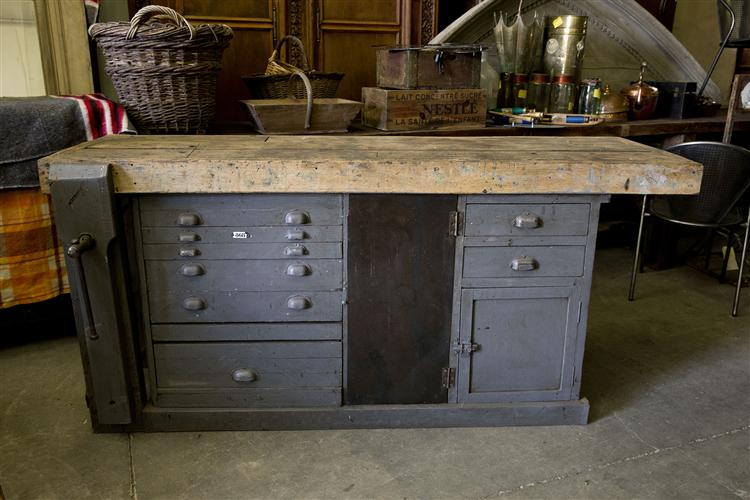 1930's Workbench