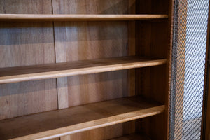 French 1930's Oak Bookcase