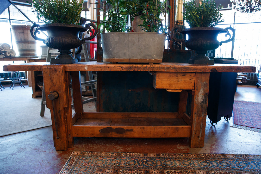 1940's French Workbench - No 18