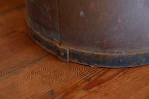 Vintage French Copper Pail