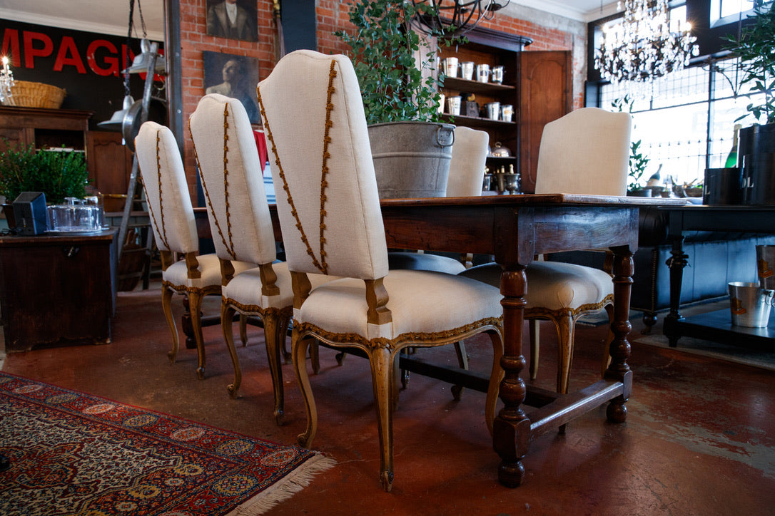 19th Century French Dining Chairs