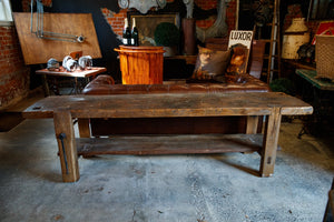 1930's French Workbench - No 14