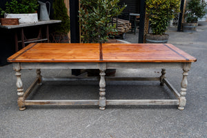 Vintage French Farmhouse Table