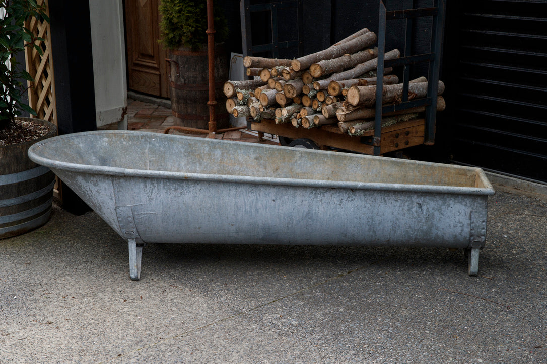 French Zinc Bath - No - 3
