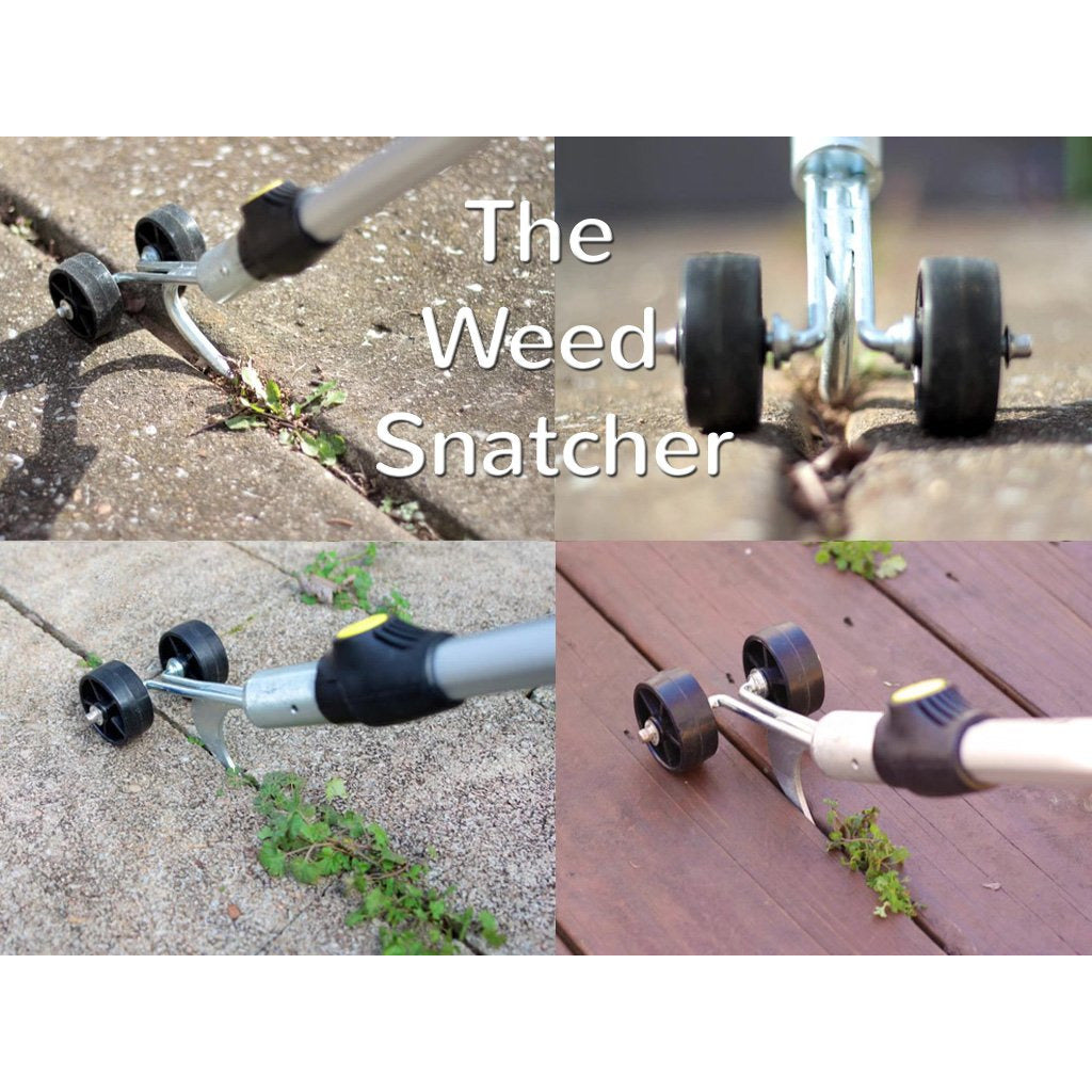 The Weed Snatcher - Ruppert Garden Tools