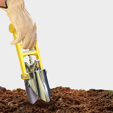 The Dirt Snatcher - Ruppert Garden Tools