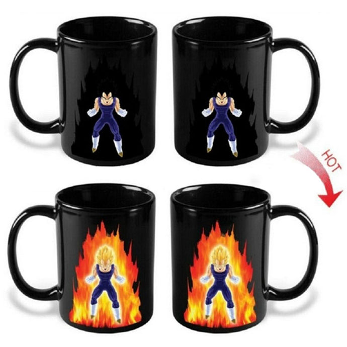 Dragon Ball Color-Changing Coffee mug