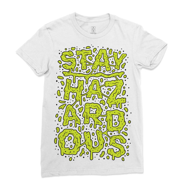 Stay Hazardous (White) Women