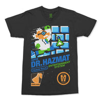 Super Doctor Hazmat (Black) Men