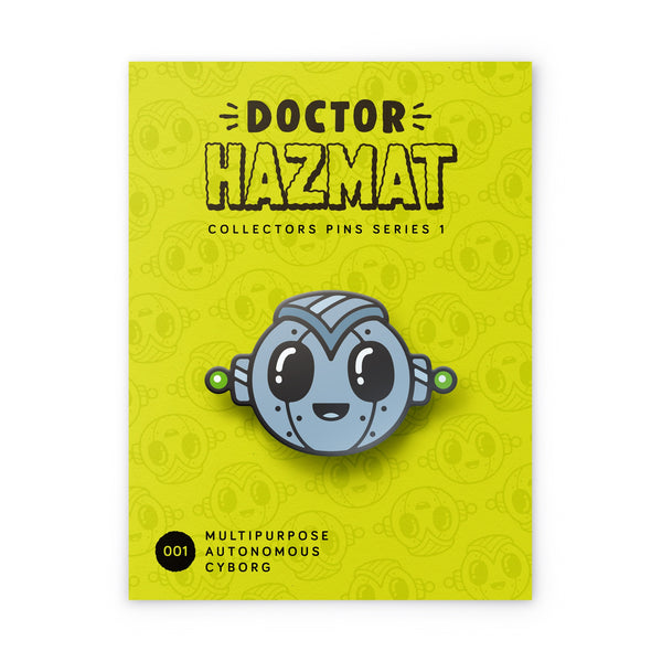 MAC Hard Enamel Pin