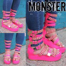 Monster Pink