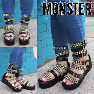 Monster Black
