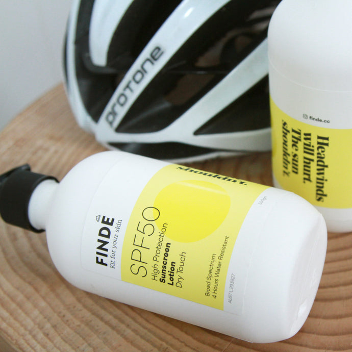 Every Ride SPF50 Dry Touch Sunscreen 500g