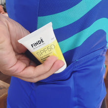 5 x 35gm ride sunscreen tubes