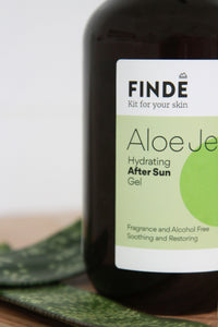Aloe Jelly Hydrating After Sun Gel