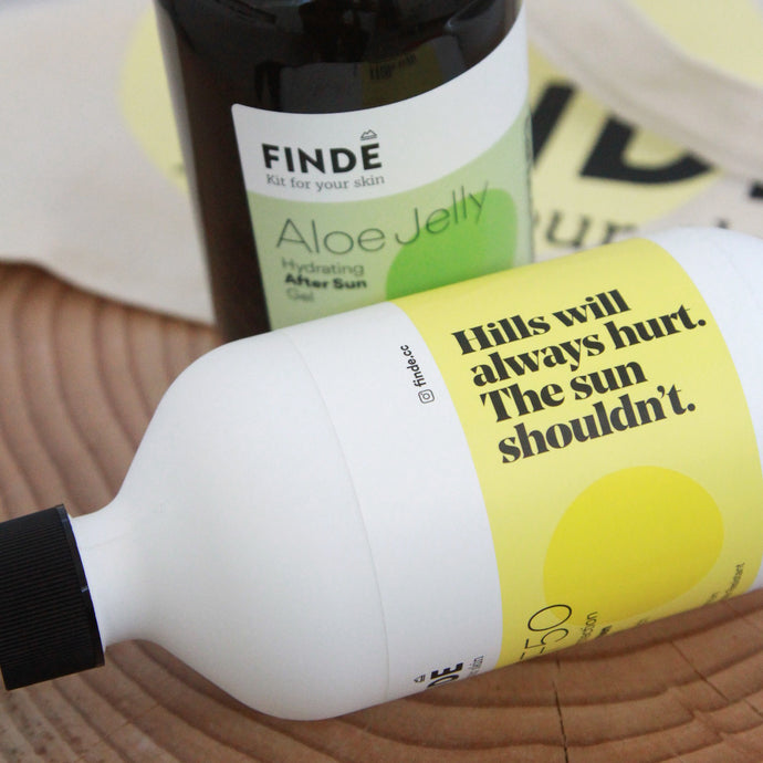 Sunscreen for cyclists - skincare for cyclists