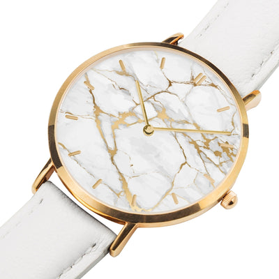 Royal Marble Gold & White