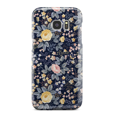 Watercolor Silent Garden Phone Case