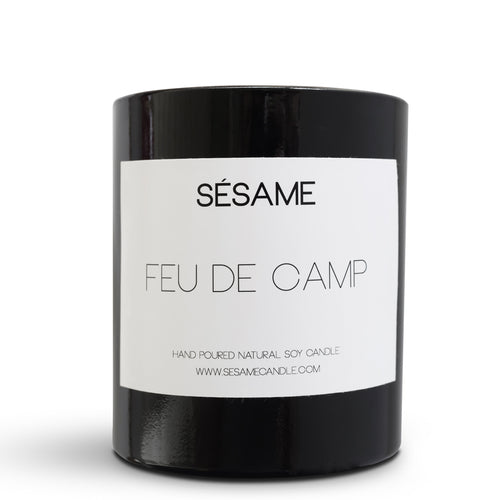 Feu De Camp Medium Candle