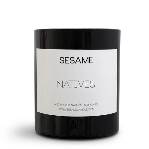 Natives Large Candle