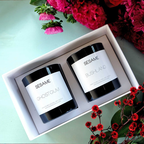 Medium Candles Gift Box
