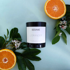 L'Oranger Medium Candle