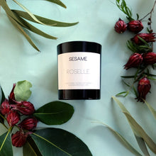 Roselle Medium Candle