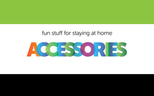 Collections header for Accessories category