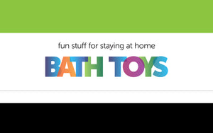 Collection header for Bath Toys category