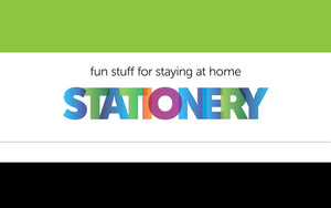 Collection Header for Stationery category