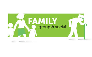 Age infographic: Family - Group & Social Activities