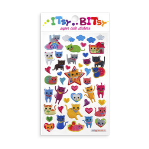 ITSY BITSY STICKERS - CAT EYES
