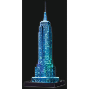 Night Edition - Empire State Building - 216 pieces