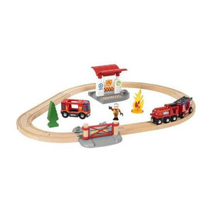 Brio - Rescue Firefighter Set