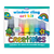 Creatibles - DIY Window Cling Art Kit - 7 Piece Set