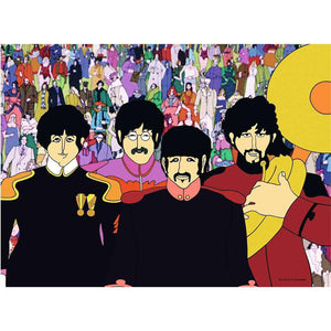 Yellow Submarine - 500 pc Puzzle