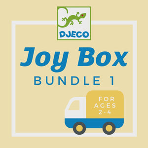 Joy Box Bundle 1 -(v3)- Ages 2-4