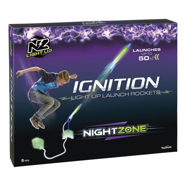Nightzone Ignition - Stomp Rocket