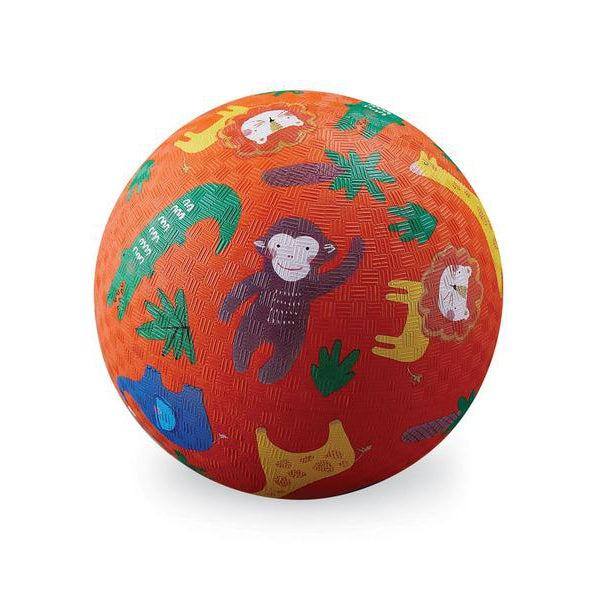 "5"" PLAYGROUND BALL/JUNGLE ORANGE"
