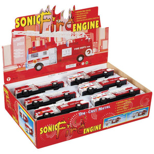 SONIC FIRE ENGINE