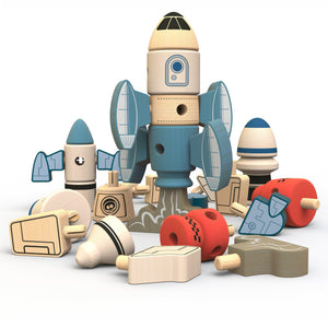 Tinker Totter Robots and Rockets Bundle
