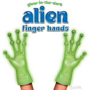 Finger Puppet - ALIEN FINGER HANDS