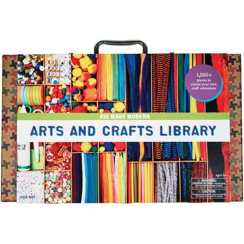 Arts & Crafts Library - V2