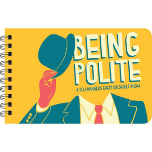 Being Polite book cover