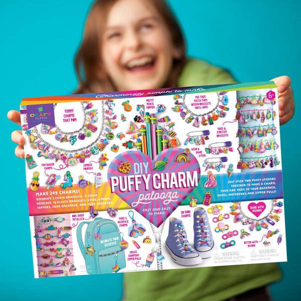 Craft-tastic Puffy Charms Palooza