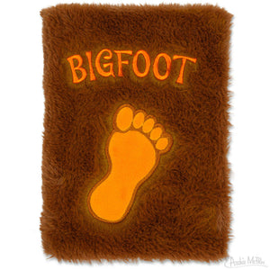Notebook - Fuzzy Bigfoot