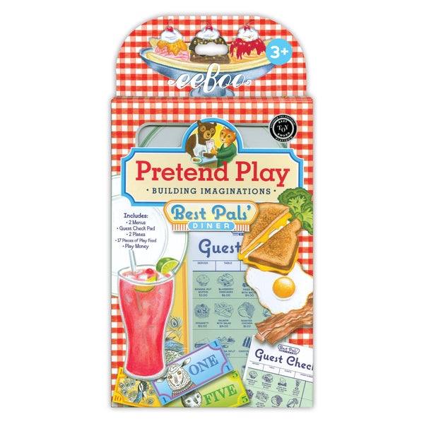PRETEND PLAY - BEST PALS' DINER