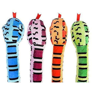 67-inch Neon Corn Snake - Assorted Colors